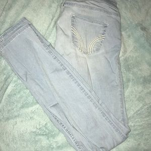 jegging jeans from hollister
